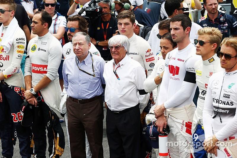 Bernie Ecclestone: Formel-1-Fahrer sind nur Marionetten ihrer Teams