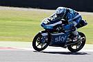 Fenati lidera la tercera práctica de Moto3