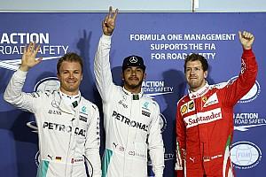 Fórmula 1 Crónica de Clasificación Nueva pole para Hamilton, Gutiérrez 13 y Checo 18
