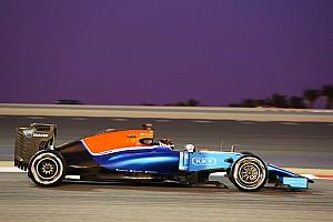 Fórmula 1 Noticias Wehrlein dice que  Manor ya encontró un buen ritmo