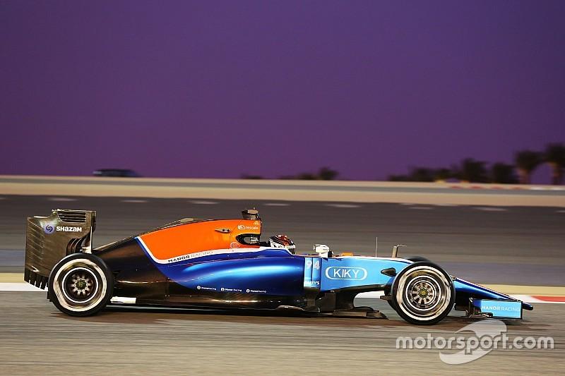 Wehrlein dice que  Manor ya encontró un buen ritmo