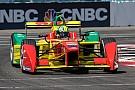 Long Beach ePrix: Di Grassi wint, titelkandidaten in de problemen