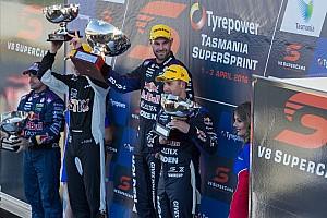 Supercars 比赛报告 V8SC塔斯马尼亚:霍顿里程碑周末,R2剧情大反转