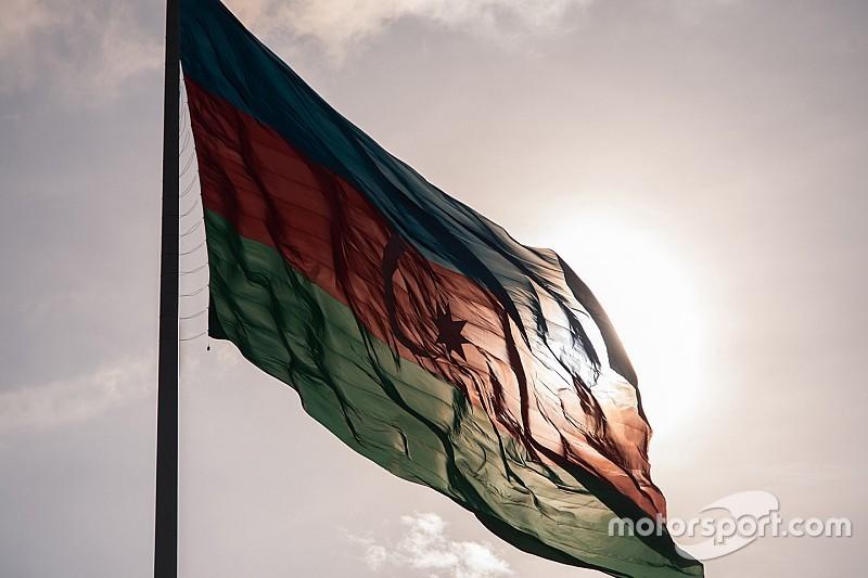 Старт гонки в Баку перенесен