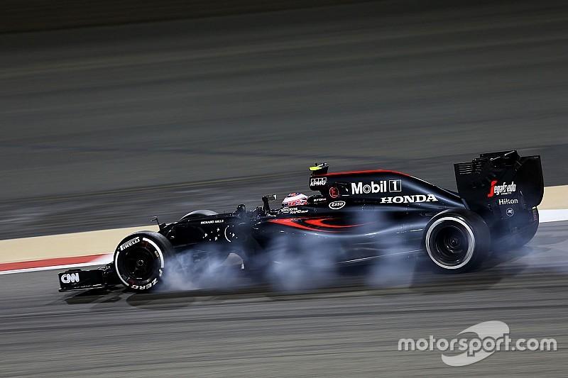 В Honda выясняют причину схода Баттона