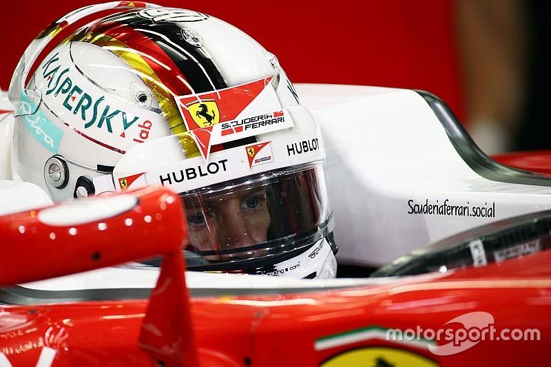 """Vettel detona formato agregado de treino: """"ideia de m..."""""""