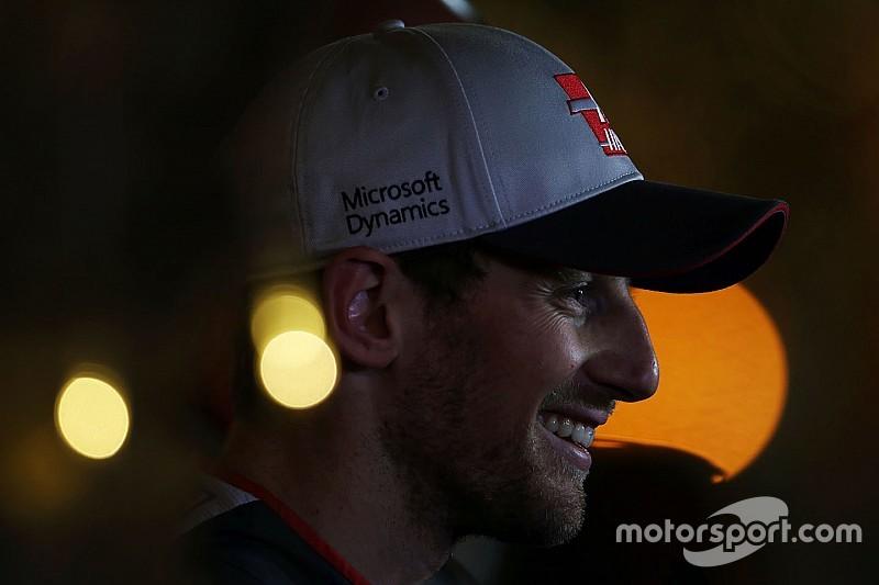 Grosjean gana de nuevo el premio 'Piloto del  día'