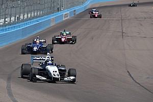 Indy Lights Résumé de course Kyle Kaiser dominateur à Phoenix