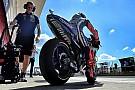 Lorenzo: preocupado com pneus Michelin para Austin