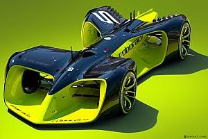 Roborace Noticias de última hora Roborace revela el tamaño de los autos y al proveedor de motores