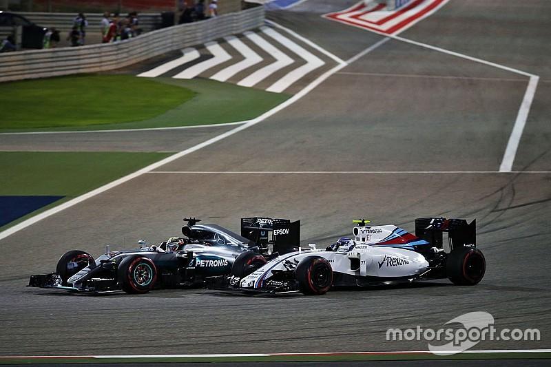 FIA: Überholen wird nicht schwieriger in der Formel-1-Saison 2017