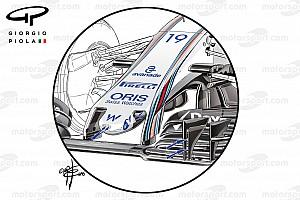Formel-1-Technik: Die Neuerungen beim GP Bahrain unter der Lupe