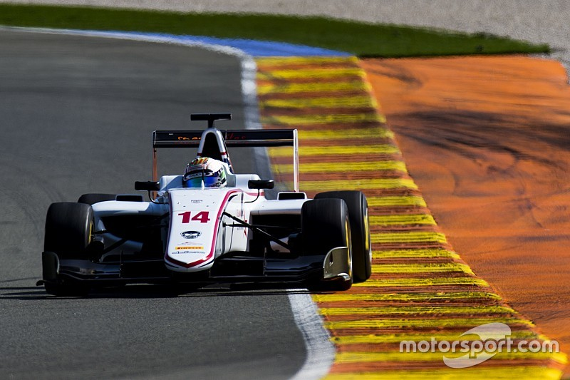 Test Valencia, Day 2: Matt Parry precede il trio della ART