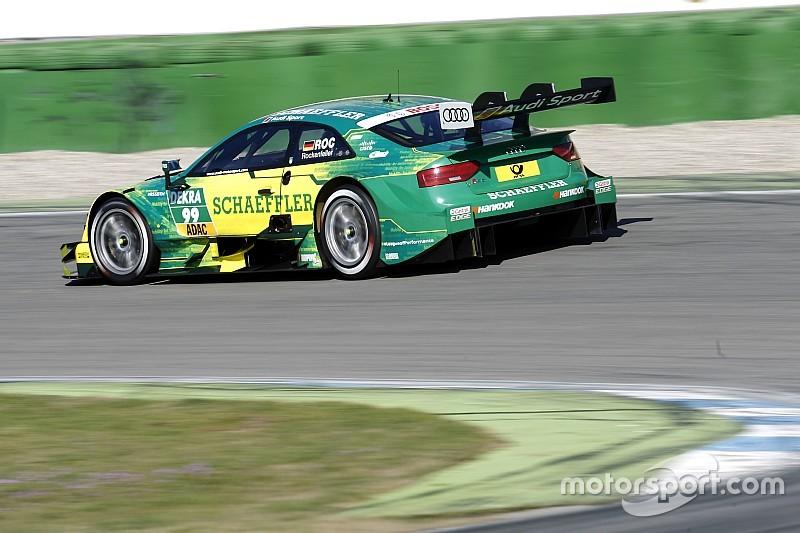 Rockenfeller lidera 1-2-3 da Audi em último dia; Farfus é 9º