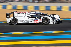 "Le Mans Interview Hulkenberg fears Le Mans and F1 will ""clash again"" in 2017"