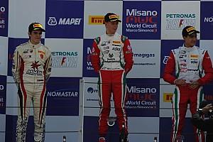 Formula 4 Crónica de Carrera Mick Schumacher logra el doblete en Misano