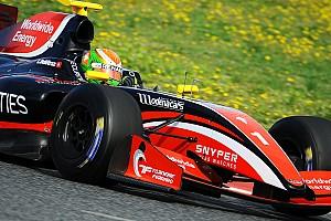 Formula V8 3.5 Résumé d'essais Aragón, J2 - Louis Delétraz conclut les essais en fanfare
