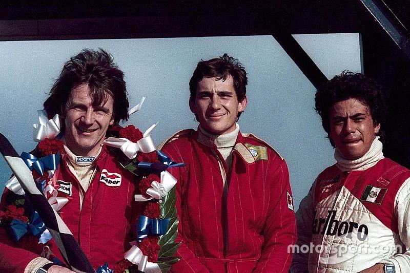 Special: Ayrton Senna's eerste bittere rivaliteit