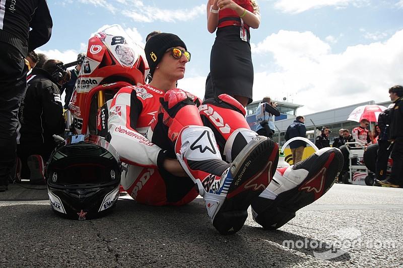 Ayrton Badovini sostituisce Glenn Scott al Team Honda Lorini