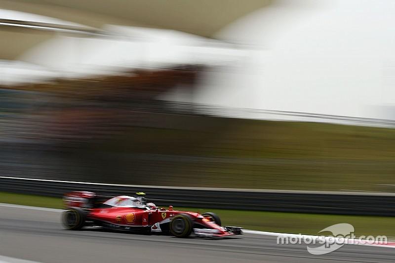 【速報】F1中国GPフリー走行2回目結果