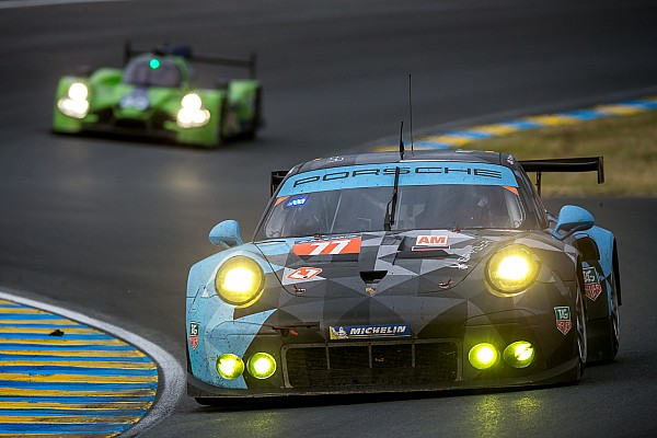 "Patrick Dempsey: ""In Le Mans my biggest dream came true"""