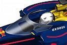 Red Bull podría probar su cabina en el GP de Rusia