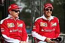 Raikkonen geeft Vettel niet de schuld van touché in China