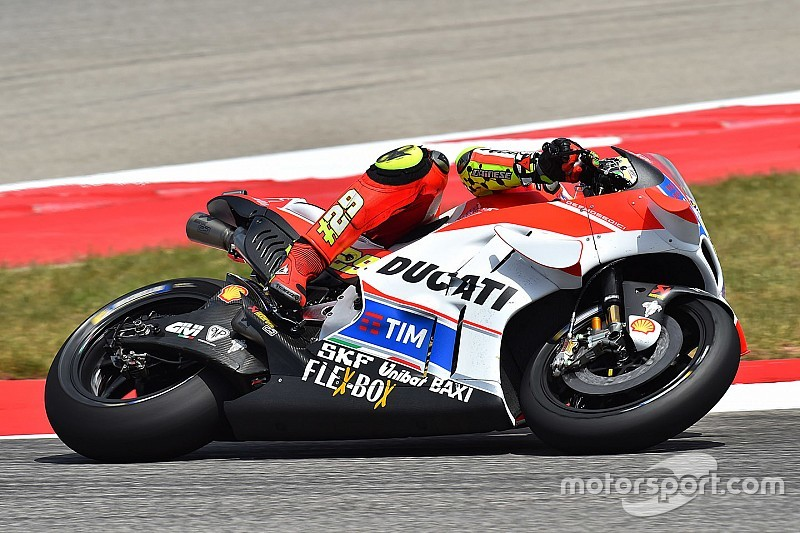 """Ducati: """"Geen excuses meer mogelijk na komst Lorenzo"""""""