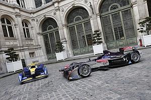 Formule E Contenu spécial L'héritage parisien de la course automobile