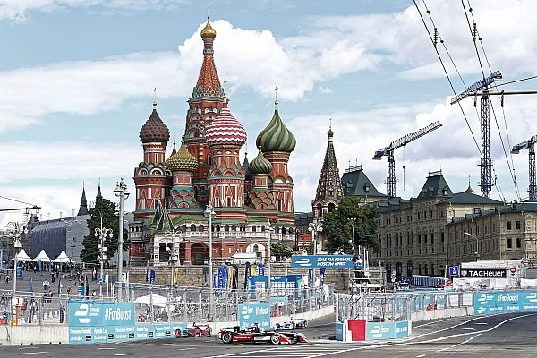 La carrera de la Fórmula E en Moscú está en duda