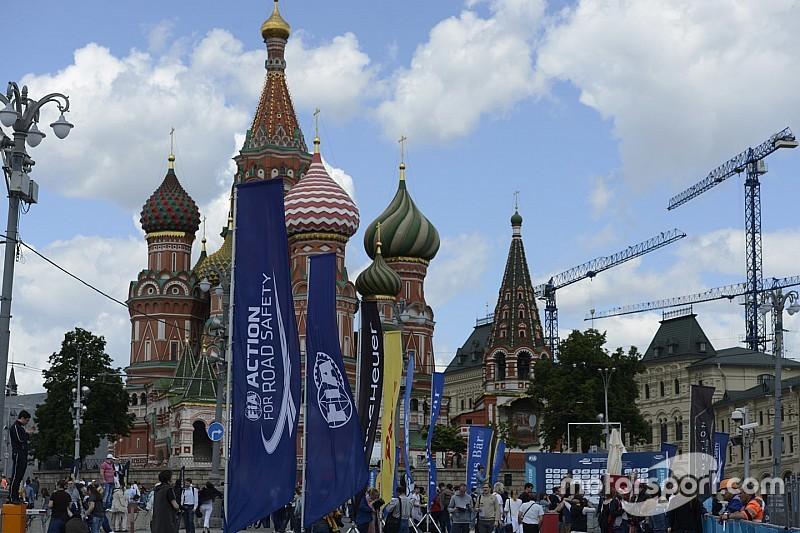 莫斯科ePrix前途未卜