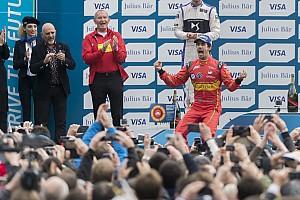 Formula E Gara C'è la terza affermazione per Lucas Di Grassi a Parigi!