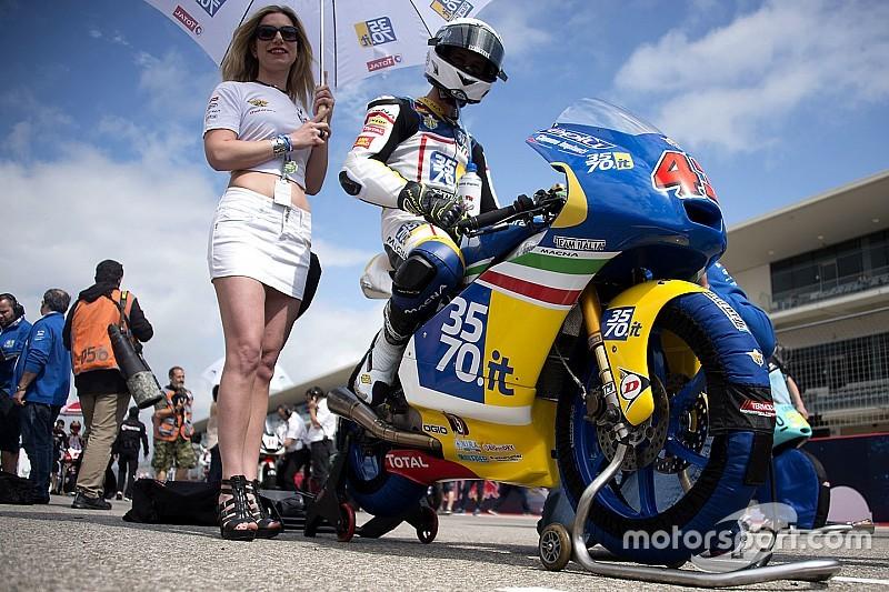 Valtulini si arrende al dolore e rinuncia alla gara di Jerez
