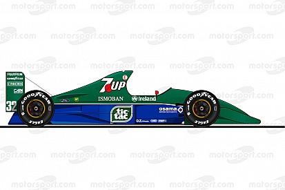 Alle Formel-1-Autos von Michael Schumacher