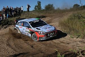 WRC Dagverslag Paddon bezwijkt niet onder druk Ogier en wint in Argentinië