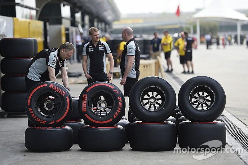 Командам придётся вслепую выбирать шины на первые этапы сезона-2017