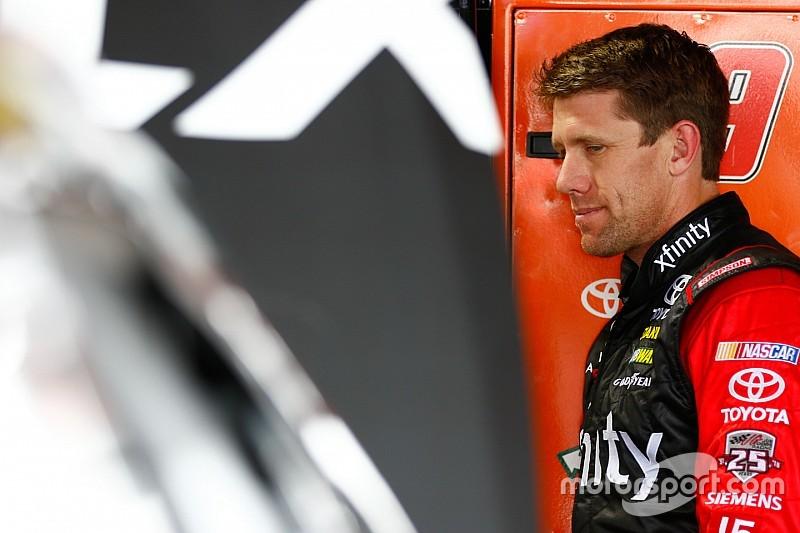 El jefe de equipo de Edwards señala que los fanáticos de NASCAR no quieren ver órdenes de equipo