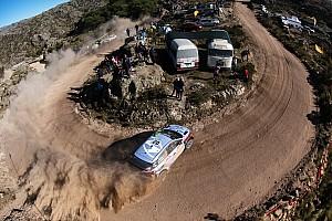 WRC Galería Galería: Las mejores imágenes del Rally Argentina