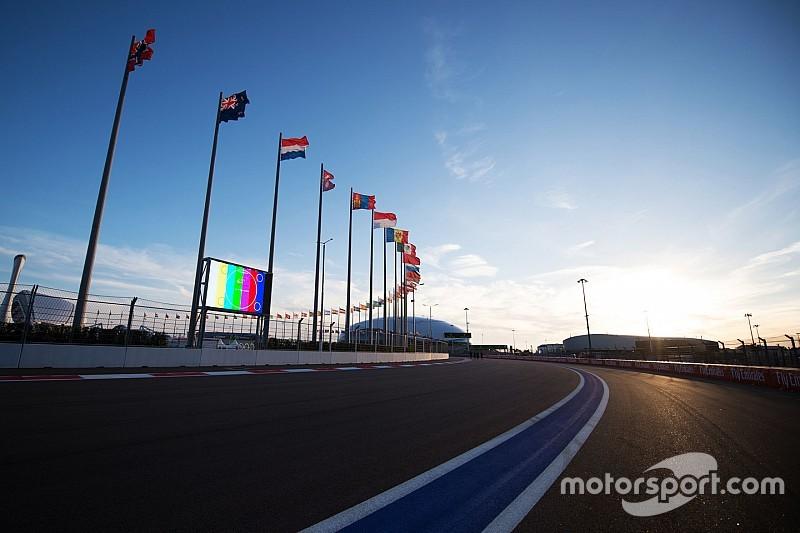 Confira os horários do GP da Rússia de Fórmula 1