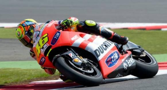Ducati'nin Rossi'ye inancı devam ediyor