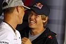 Vettel Schumacher'i savundu