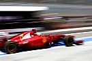Alonso: Ferrari'nin limiti altıncılık