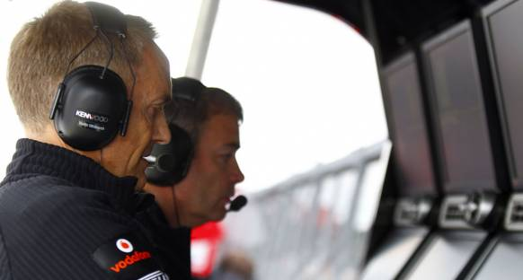 Whitmarsh: McLaren rahat değil