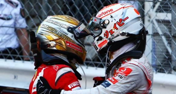 Button'dan Alonso'ya: Heyecan verici bir takım arkadaşı olurdu
