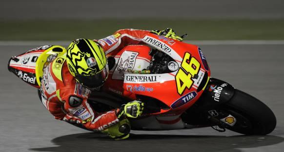 Rossi: Ferrari'nin gerçekleştirdiği mucizeyi Ducati'den beklemeyin