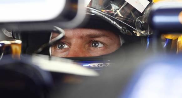 Vettel McLaren'ın üstünlüğünü kabul etti