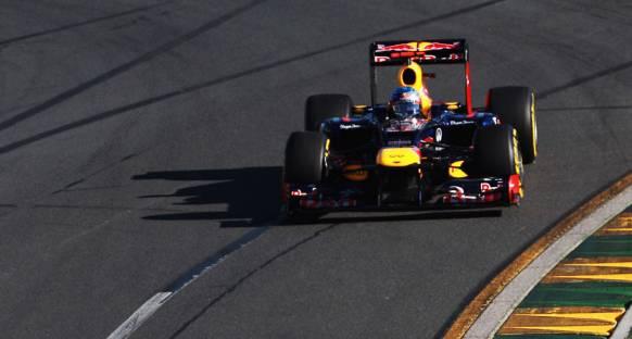 Webber, şampiyonluk savaşının Red Bull ve McLaren arasında geçmesini bekliyor