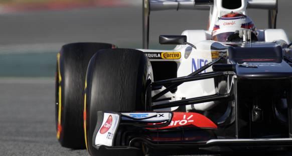 Sauber 2012'de gözle görülür bir gelişim bekliyor