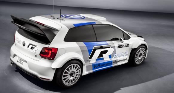 Carlos Sainz VW Polo R WRC'yi ilk kez test etti