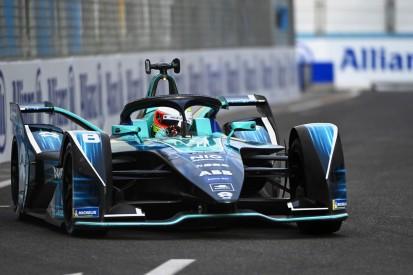Formel E Rom 2021: Heftiger Unfall überschattet erstes Training
